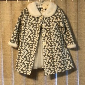 Other - Short sleeve dress with matching jacket.